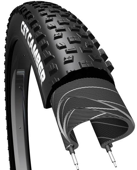 "CST Camber Wire Bead Tire - 26""x2.25"""