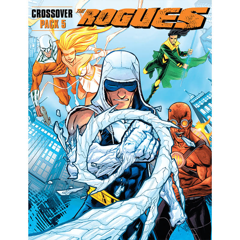 Crossover: The Rogues, Pack 5 - DC Comics