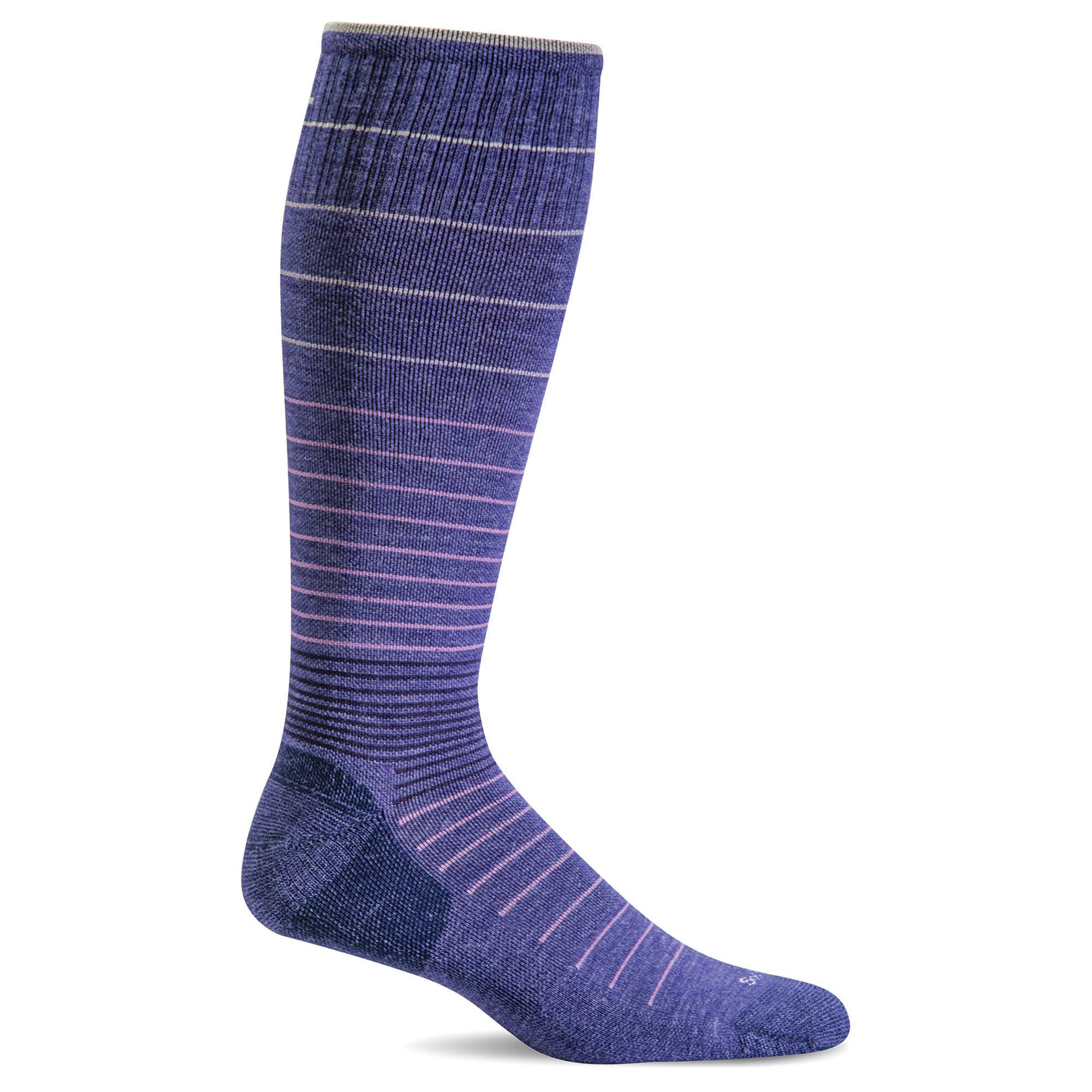 Sockwell Women's Circulator Graduated Compression Socks Hyacinth / M/L
