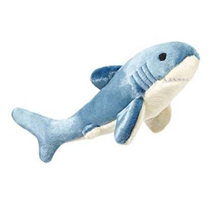 Fluff & Tuff Toy Tank The Shark