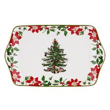 Spode Christmas Tree by Christmas Trees Serving Trays Christmas Wikii