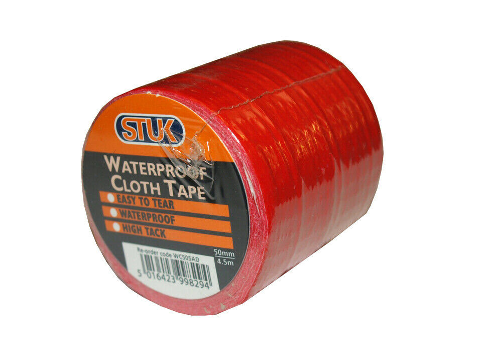 STUK Waterproof Cloth Tape