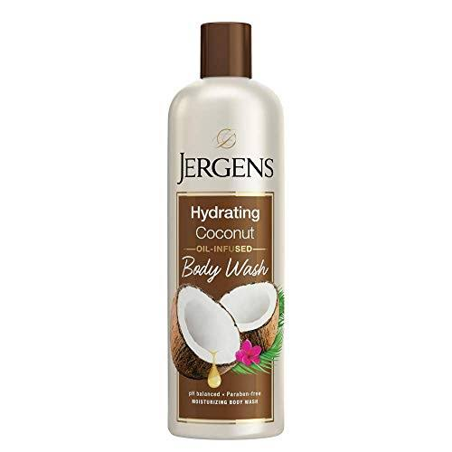 Jergens Hydrating Coconut Body Wash - 22oz