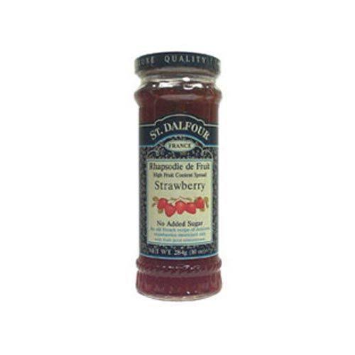 St Dalfour Strawberry High Fruit Content Spread - 284g