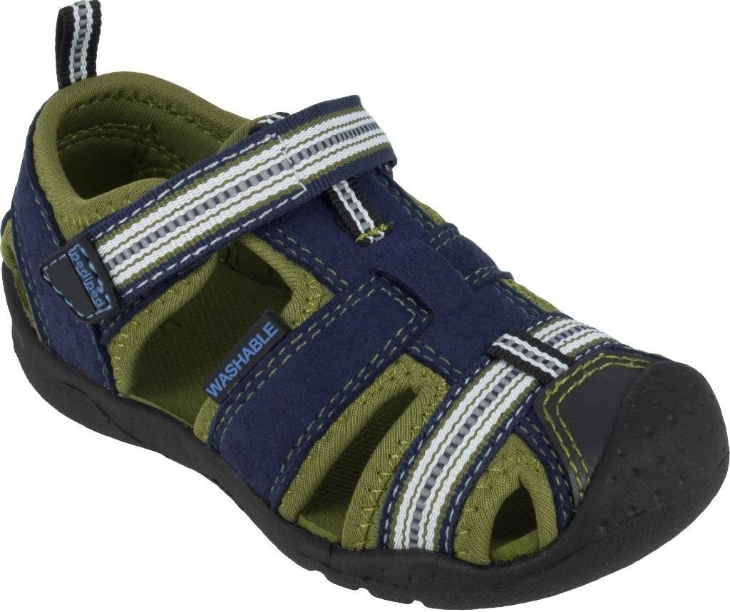 pediped Sahara Flex (Toddler/Little Kid) (Blue) Boys Shoes