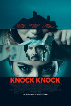 Knock Knock full movie download HD DVDRip 2015