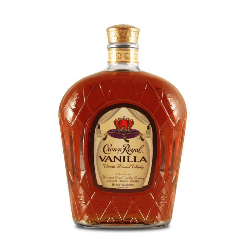Crown Royal Vanilla Canadian Whisky 1000ml