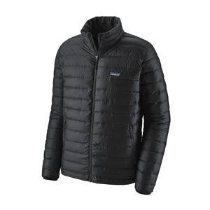 Patagonia Men's Down Sweater Jacket - Black, Medium