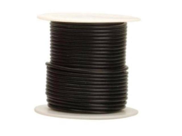 Coleman Cable Primary Wire - 10 Gauge, Black, 10'