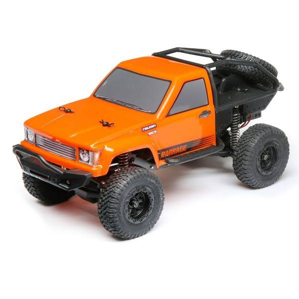 ECX Barrage, Orange 4WD 1:24 RTR