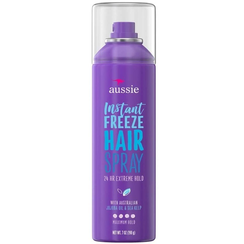 Aussie Instant Freeze Hairspray 7 oz