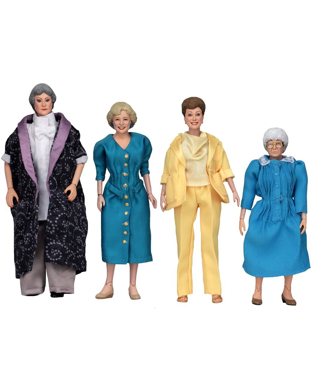 Neca Golden Girls Action Figure Set
