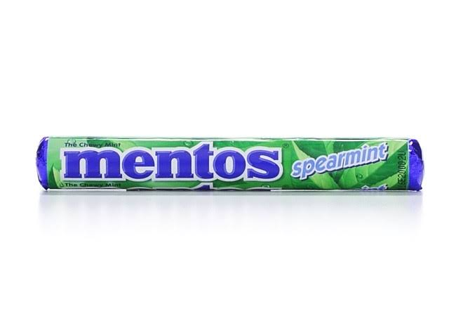 Mentos Rolls Spearmint - 1.32oz