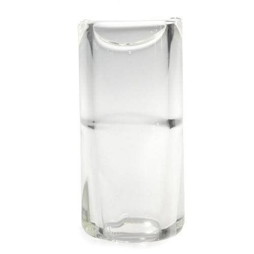 The Rock Slide Moulded Glass Slide - Medium
