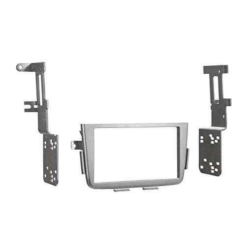 Metra 95-7866B Double DIN Installation Dash Kit - for 2001-2006 Acura MDX, Black