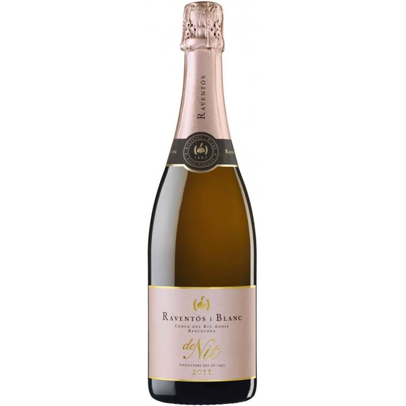 Raventos Rose Cava Brut - 750 ml bottle