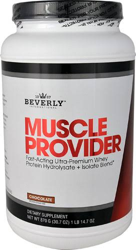 Beverly International Muscle Provider Supplement - Chocolate, 30.7oz