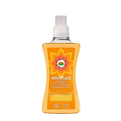 Method Liquid Fabric Softener - Ginger Mango, 53.5oz