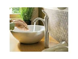 Moen Lavatory Faucet Aerator by Faucet Com 6400bn In Brushed Nickel By Moen