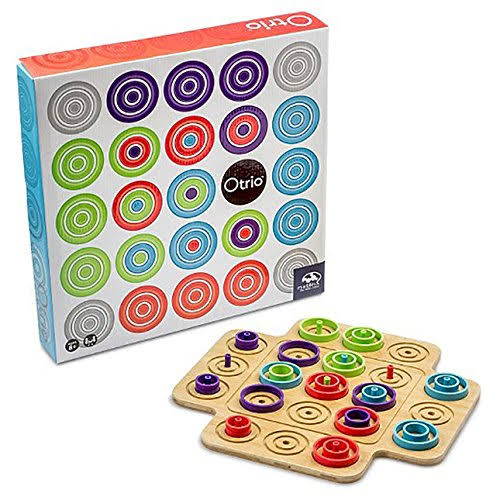 Spin Master Marbles Otrio Board Game