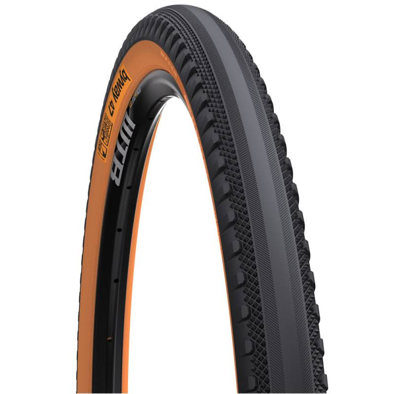 WTB Byway 650b X 47mm Road TCS Tire Folding Bead