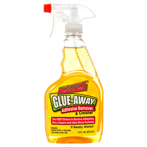 Awesome Glue-Away Adhesive Remover and Cleaner - 16oz