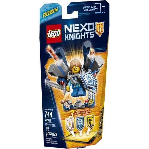 Lego Nexo Knights Ultimate Robin Playset