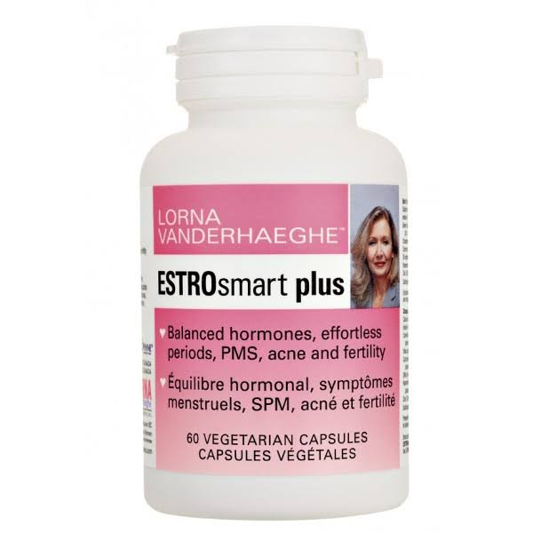 Lorna Vanderhaeghe Estrosmart Plus Dietary Supplement - 120ct