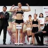 RIZIN FIGHTING FEDERATION, レーナ, 大晦日, 野沢直子, RIZIN FIGHTING WORLD GRAND-PRIX 2017 1st ROUND -夏の陣-, 真珠オークライヤー
