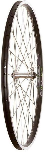 Wheel Shop Evo E-Tour 19 Black / Stainless Wheel Front 27.5'' 36 Spokes FM-21-FQR QR
