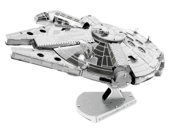 Metal Earth 3D Metal Model Kit - Star Wars Millennium Falcon