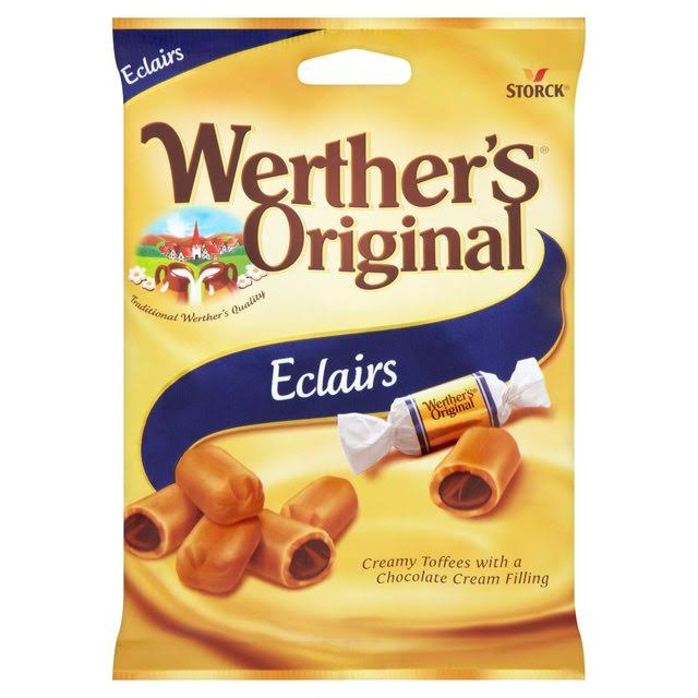 Werther's Original Chewy Eclairs 137.5g