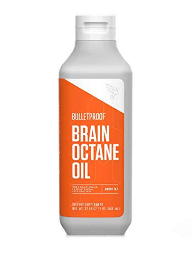 Bulletproof Brain Octane Oil - 946ml