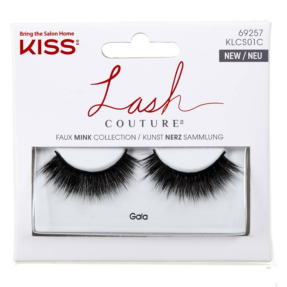 Kiss False Lashes Couture Singles - Gala