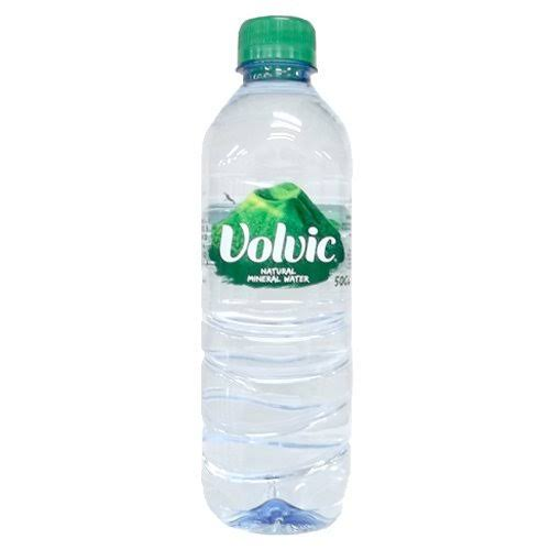 Volvic Natural Mineral Water - 500ml