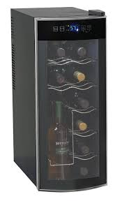 Free Standing Kitchen Cabinets Amazon by Amazon Com Avanti 12 Bottle Thermoelectric Counter Top Wine