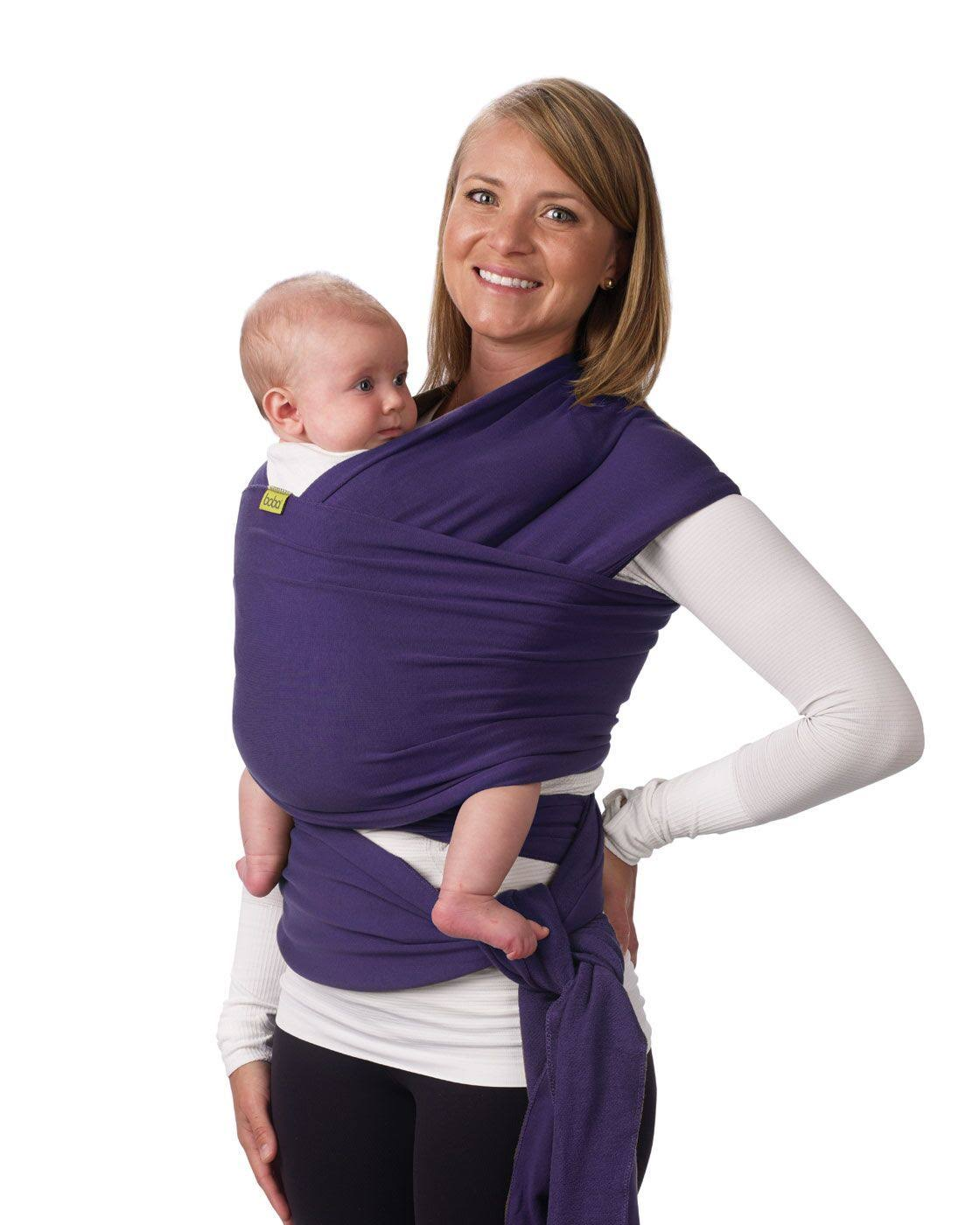 Boba Classic Baby Carrier, Purple