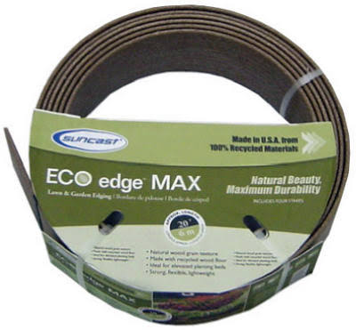 Suncast Eco Edge Max Composite Edging