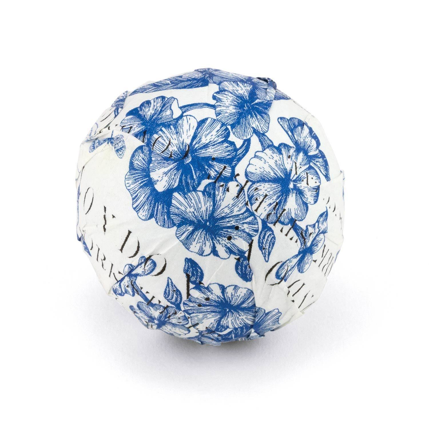 Michel Design Works Bath Bomb Indigo Cotton