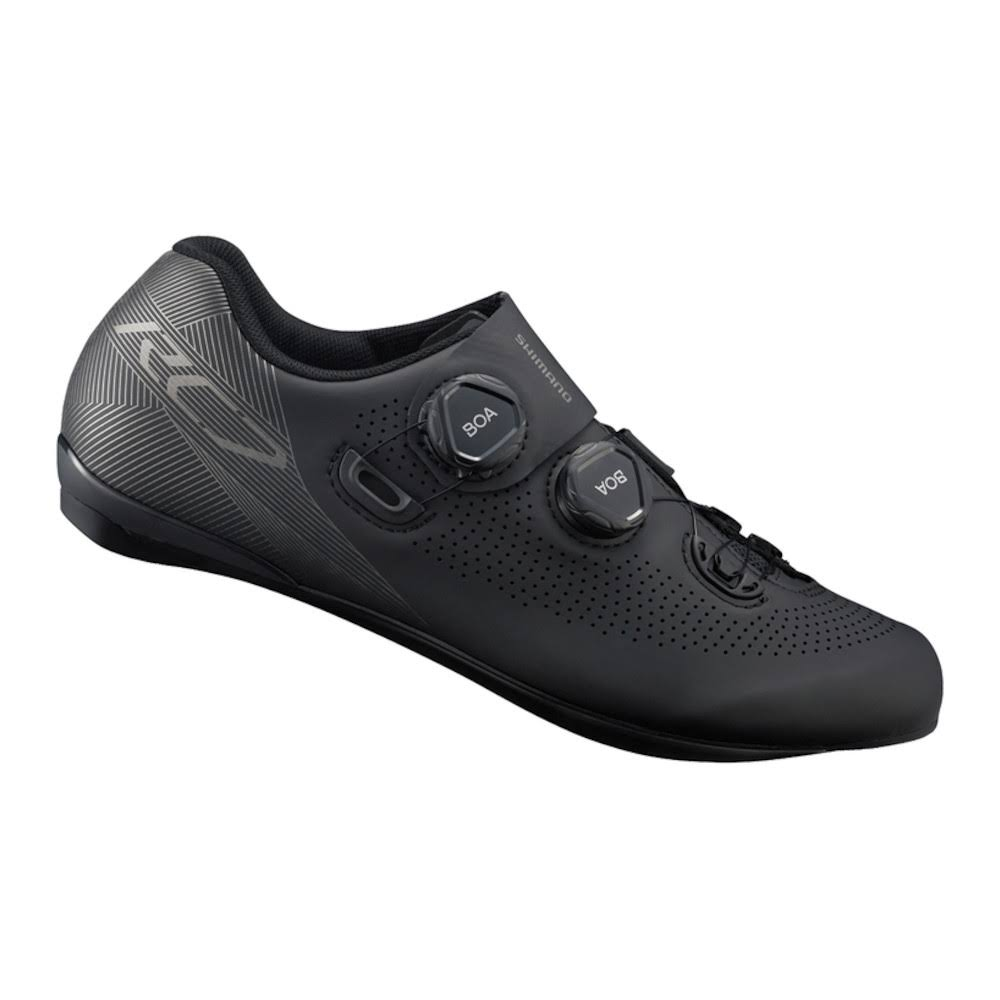 Shimano SH-RC7 Mens Cycling Shoe - Black, 47.0 EU