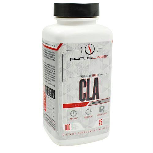 Purus Labs Foundation Series Cla Dietary Supplement - 100ct