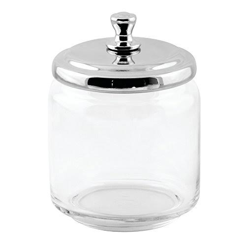 Interdesign York Glass Apothecary Jar