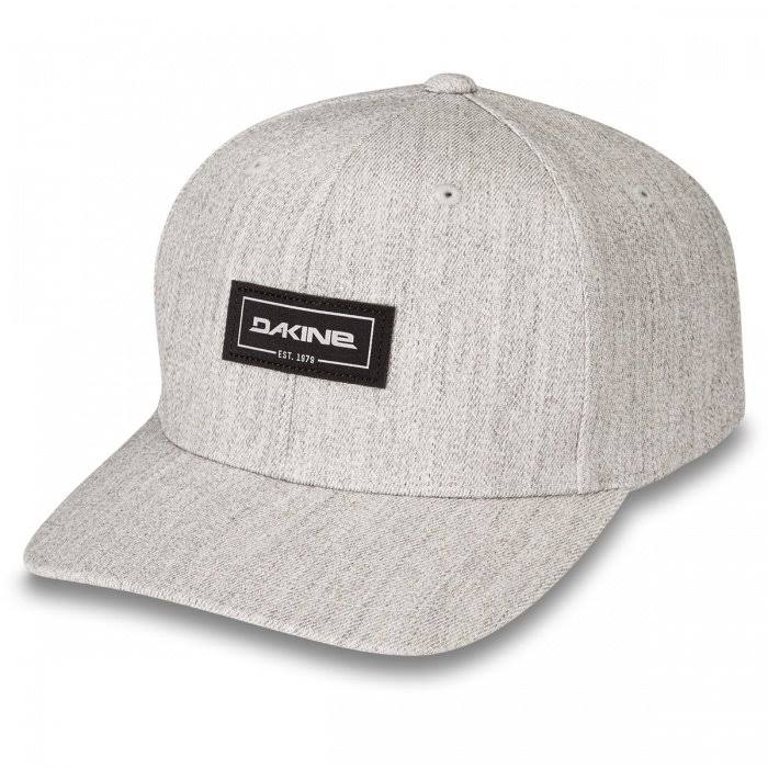 Dakine Mens Mission Rail Ballcap, Heather Grey, One Size