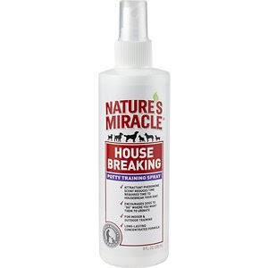 Nature's Miracle - House Breaking Spray - 8 oz