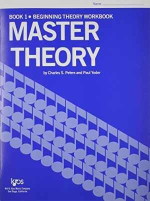 Master Theory Book 1 - Charles S. Peters, Paul Yoder