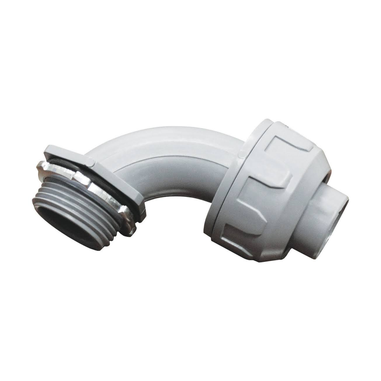 Sigma Electric Liquid Tight Connector - 1/2in, 90 Degree