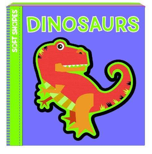 Melissa & Doug Soft Shapes Dinosaurs Puzzle Book