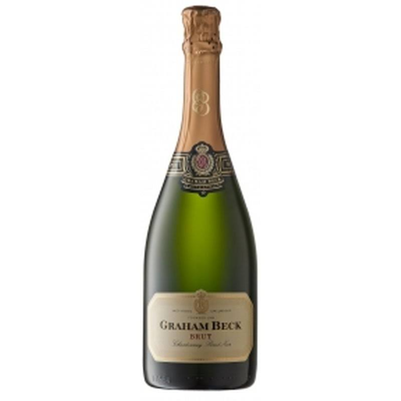 Graham Beck Brut Chardonnay Pinot Noir - South Africa