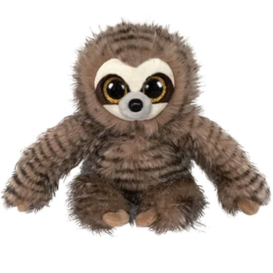 Ty Beanie Boos Sully Sloth Medium 9""