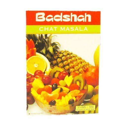Badshah Chat Masala - 3.5oz